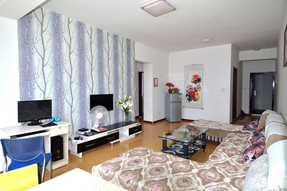Suite, 2 kamar tidur - Ruang Keluarga