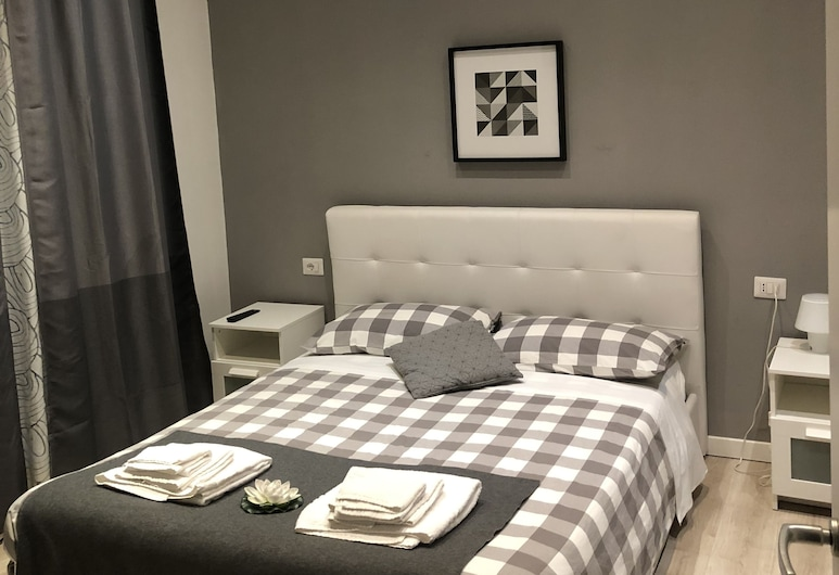 Spazio Cavour, Rome, Deluxe Room, Guest Room