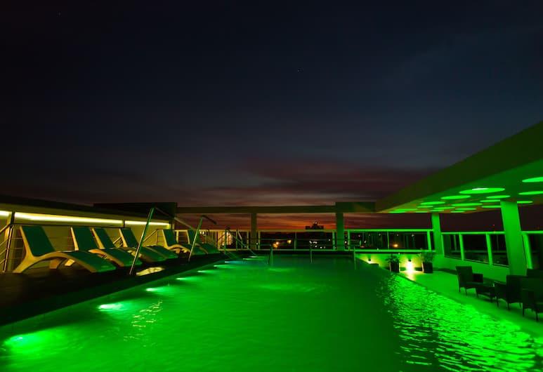 Mérit Iguazú Hotel, Puerto Iguazú, Zwembad op dak