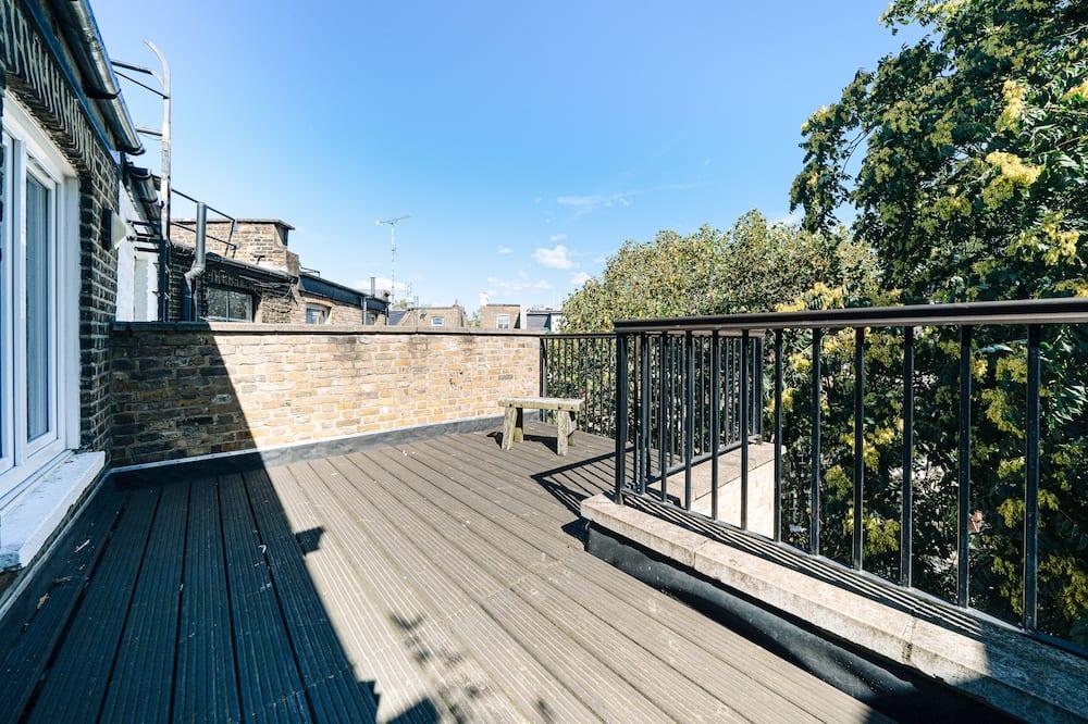 Štúdio, balkón - Balkón