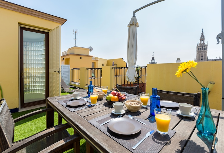 Green - Apartments Duplex Giralda View, Seville
