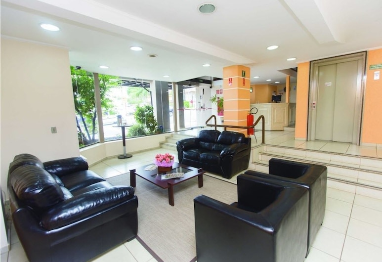 Parisi Hotel, Sao Carlos, Lobby Sitting Area