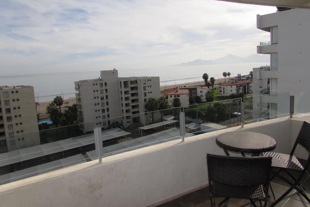 Appartement, 2 chambres, salle de bains privée - Balcon