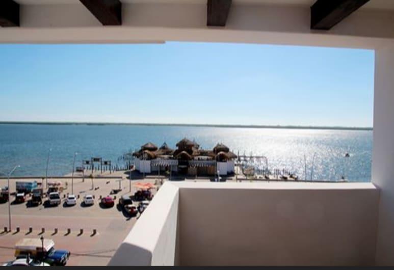 Altata Bay, Navolato, Habitación Deluxe, Balcón