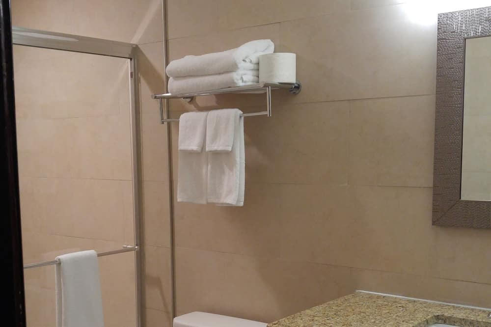 Suite de lujo, 1 cama de matrimonio grande, no fumadores - Cuarto de baño
