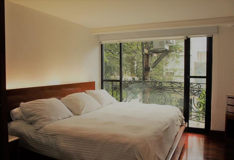 康得薩套房酒店, 墨西哥城, 行政套房, 客房