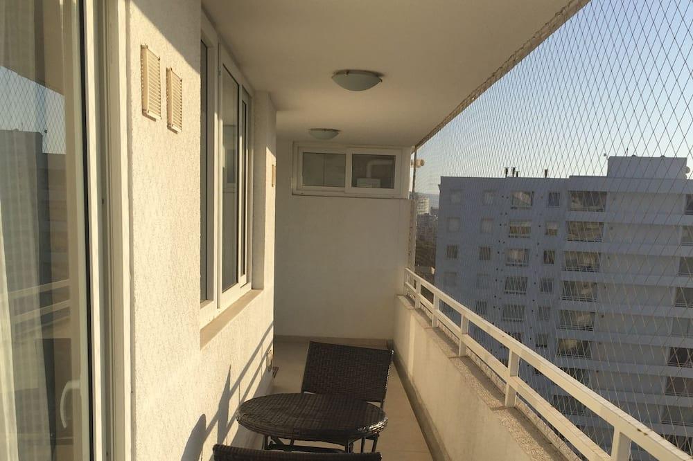 Apartment, 3Schlafzimmer, 2 Bäder - Balkon