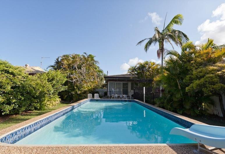 Ron's Beach House, Byron Bay, Alberca al aire libre