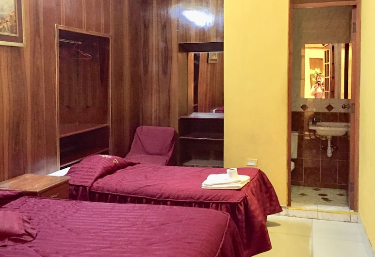 Hostal Katty, Arequipa, Family Room, Private Bathroom, Guest Room