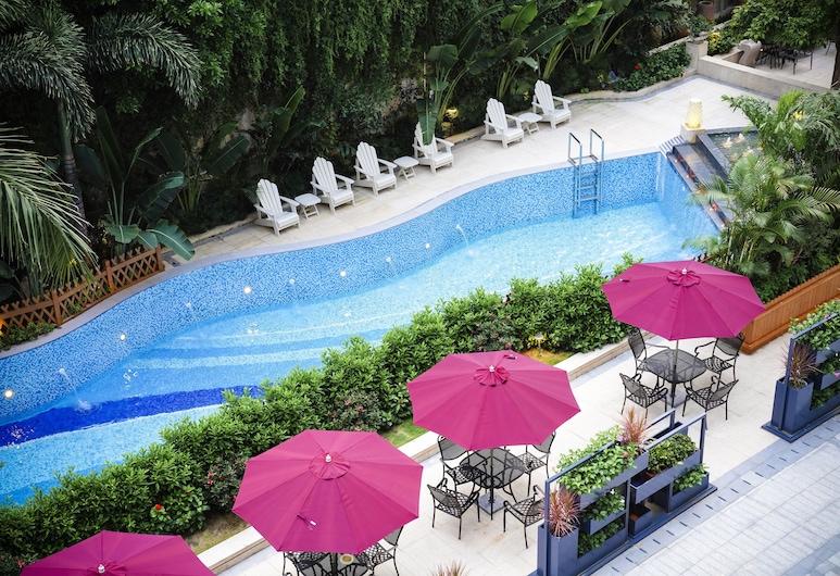 Shenzhen FY Hotel, Shenzhen, Outdoor Pool