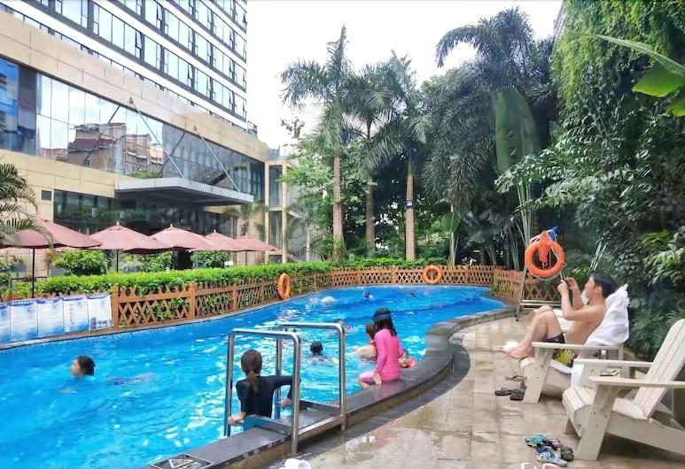 Shenzhen FY Hotel, Shenzhen, Kolam Renang Luar Ruangan