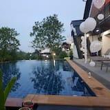 8 Bedrooms Pool Villa - 陽台