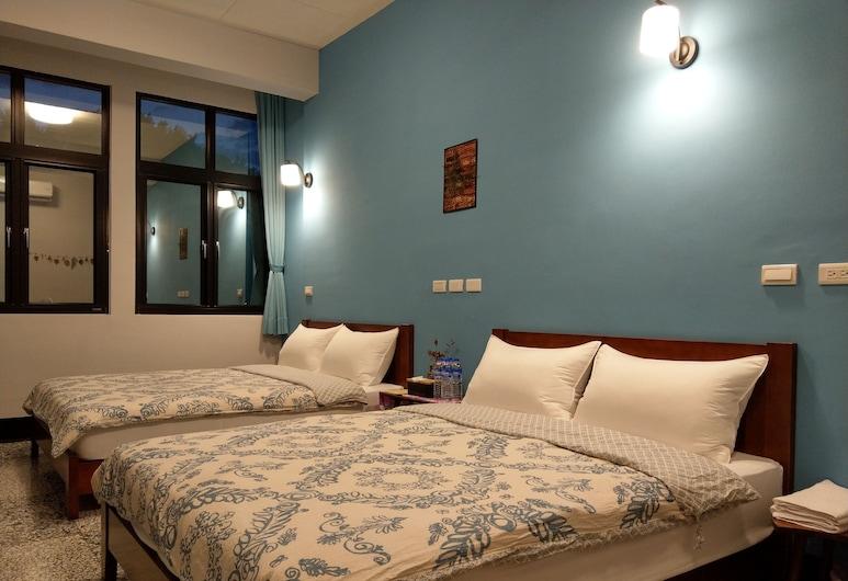 OYAJI Guesthouse, Đài Nam, Phòng 4 có tầm nhìn toàn cảnh, 1 phòng ngủ, Phòng