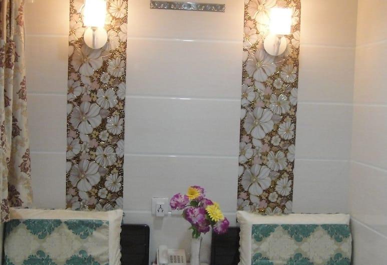菲律賓賓館, 九龍, 豪華雙床房, 2 張單人床, 非吸煙房, 客房