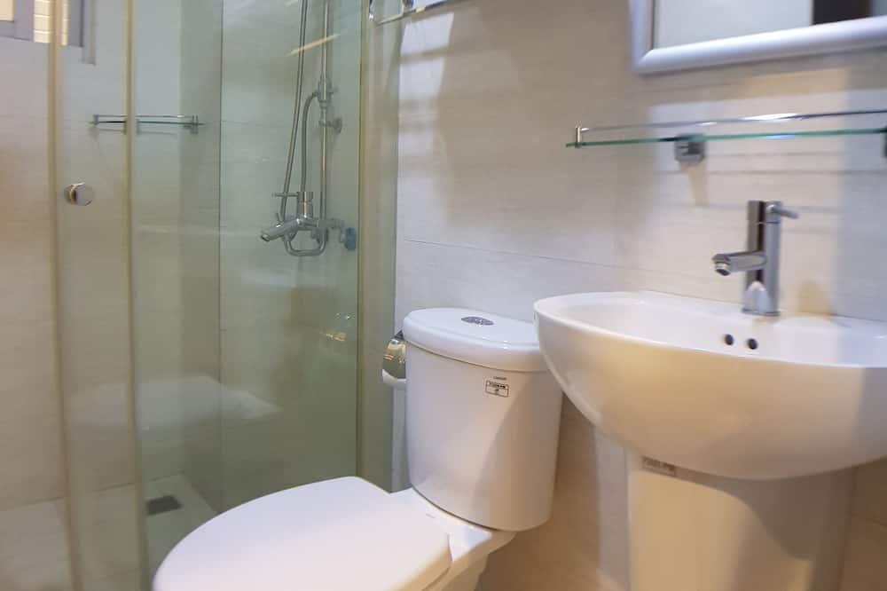 Chambre Double Standard (202, 203, 302, 303) - Salle de bain