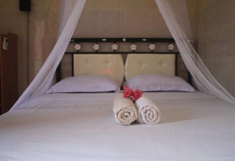 Pondok Sunrise 2, Gili Travanganas, Kambarys su pagrindiniais patogumais, 1 miegamasis, Svečių kambarys