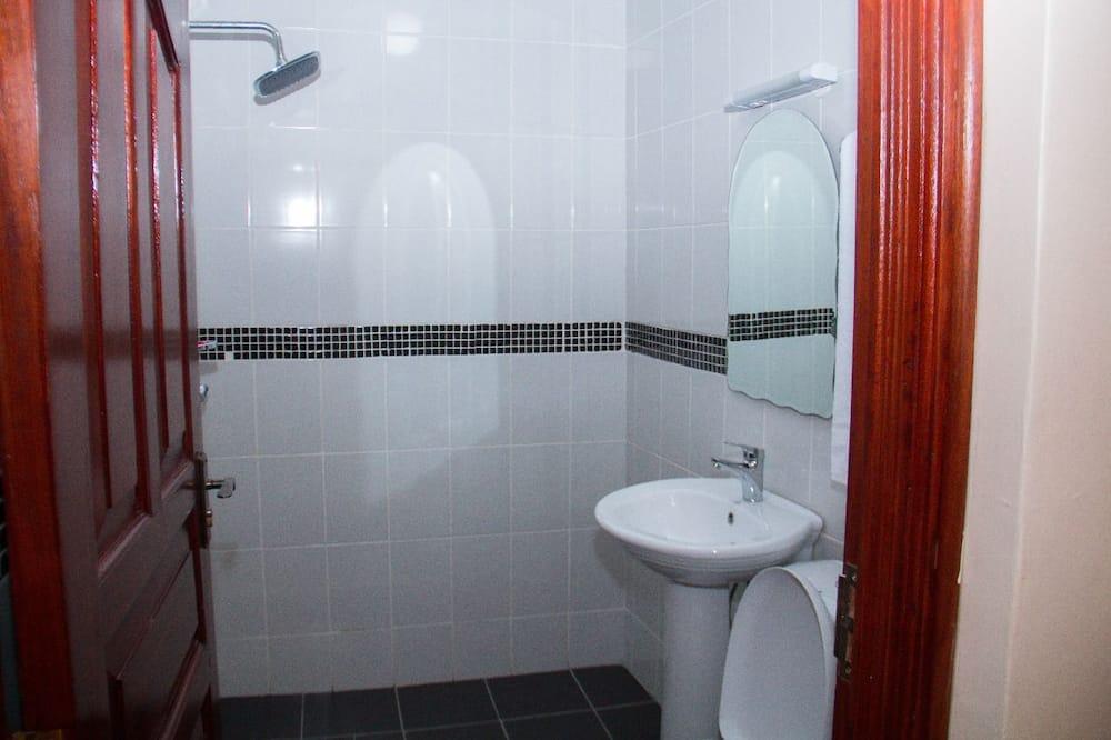 Elite szoba kétszemélyes ággyal, 1 queen (nagyméretű) franciaágy, nemdohányzó - Fürdőszoba