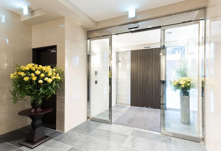 銀座 E 酒店, 東京, 走廊