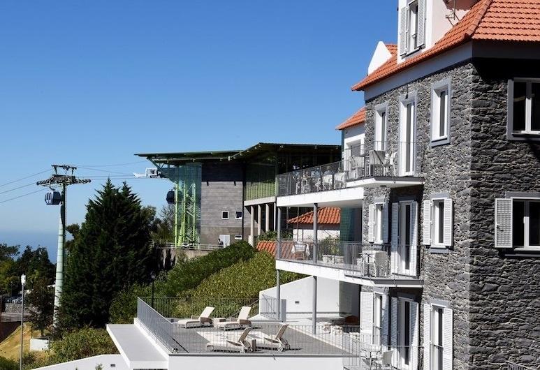 巴波薩斯村 - 我們的馬德拉飯店, 芳夏爾, 露台