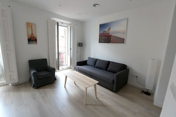 Fotografia do Apartment With one Bedroom in Madrid, With Wonderful City View, Balcony and Wifi em Madrid