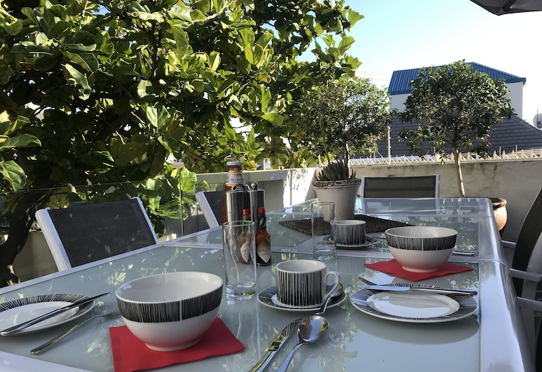 Maison Normandie, Cape Town, Outdoor Dining