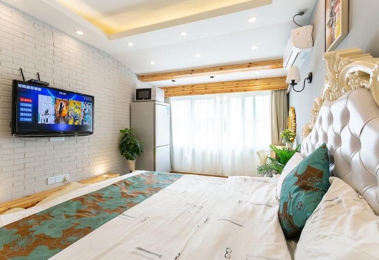 Youcun Apartment - Lao Shan Yi Cun, Shanghai, Apartment C, 1 Bedroom, Room