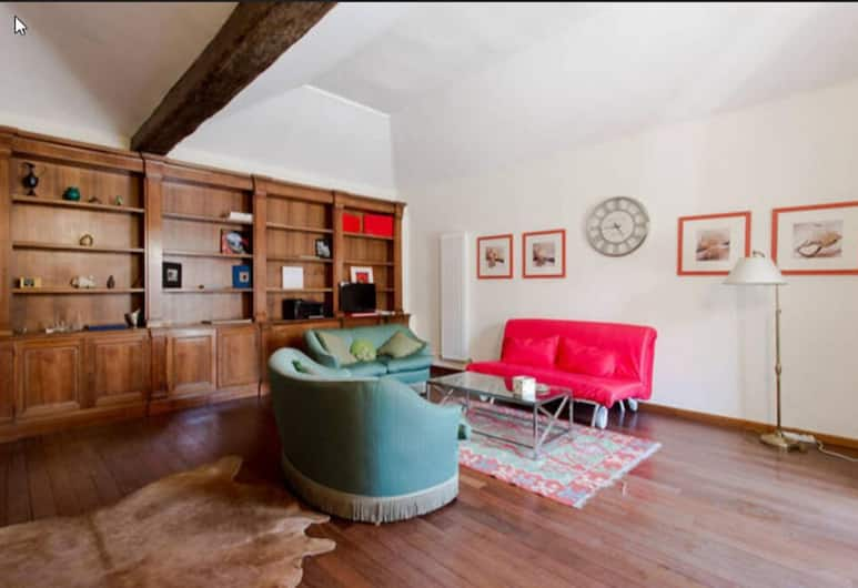 Superbe penthouse to Piazza Navona, Rom
