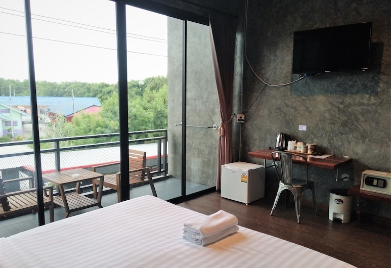 One Four Seven Hotel & Snooker Bar, Rayong, Standard Double room, Chambre