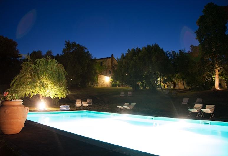 Agriturismo Spazzavento, Cetona, Pool