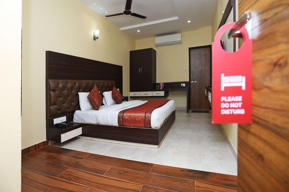 豪華雙人或雙床房, 1 張加大雙人床 - 客房