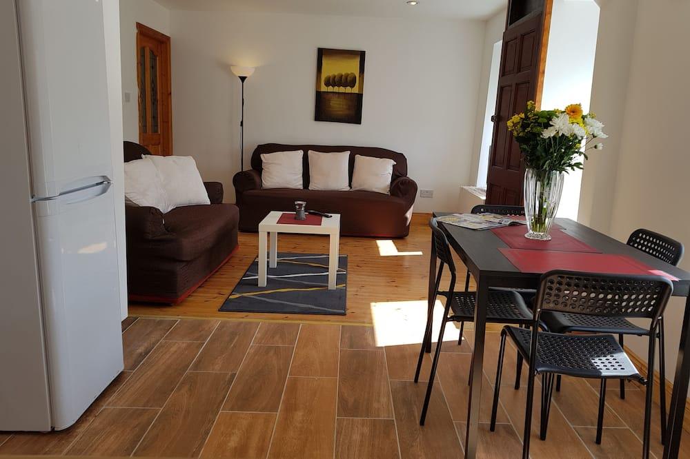 Apartament typu Deluxe, 2 sypialnie - Salon