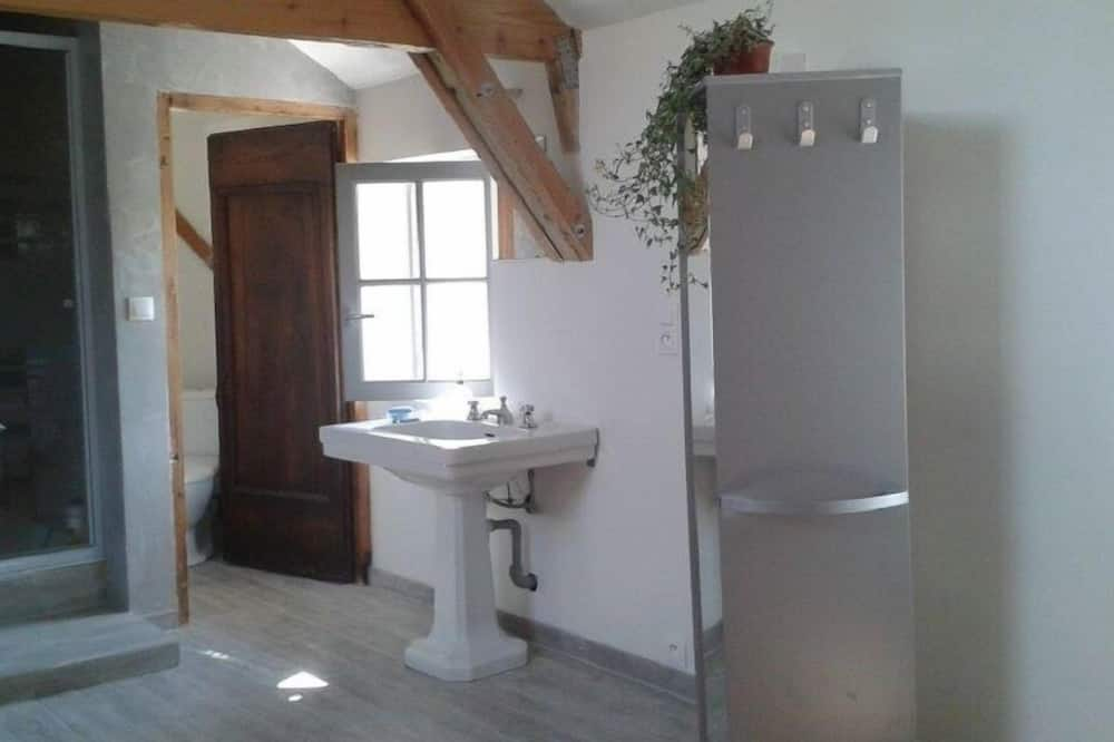 Familienzimmer (Meunier) - Badezimmer