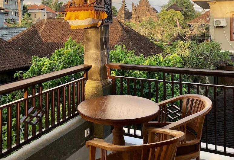 The Hidden Bali Inn, Ubud, Liukso klasės dvivietis kambarys, Svetainės zona