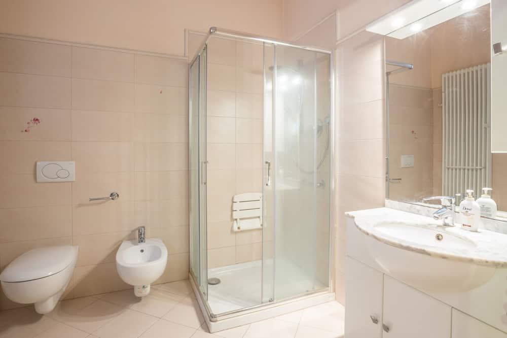 Apartamento City, 2 habitaciones, accesible para personas con discapacidad - Cuarto de baño