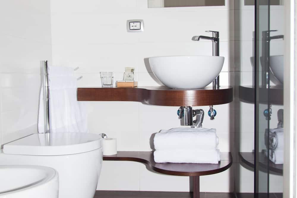 雙人房, 海景 (Positano) - 浴室