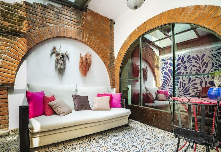 Capital O Suites Portal San Angel, Mexiko-Stadt, Superior-Zimmer, 2Queen-Betten, Zimmer