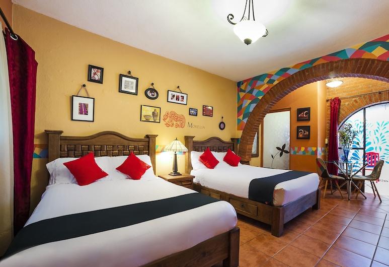 Coyotito Beds San Ángel, Mexico City, Superior Room, 2 Queen Beds, Room