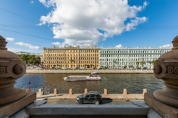St. Petersburg bölgesindeki Hotel Eliseevskiy resmi