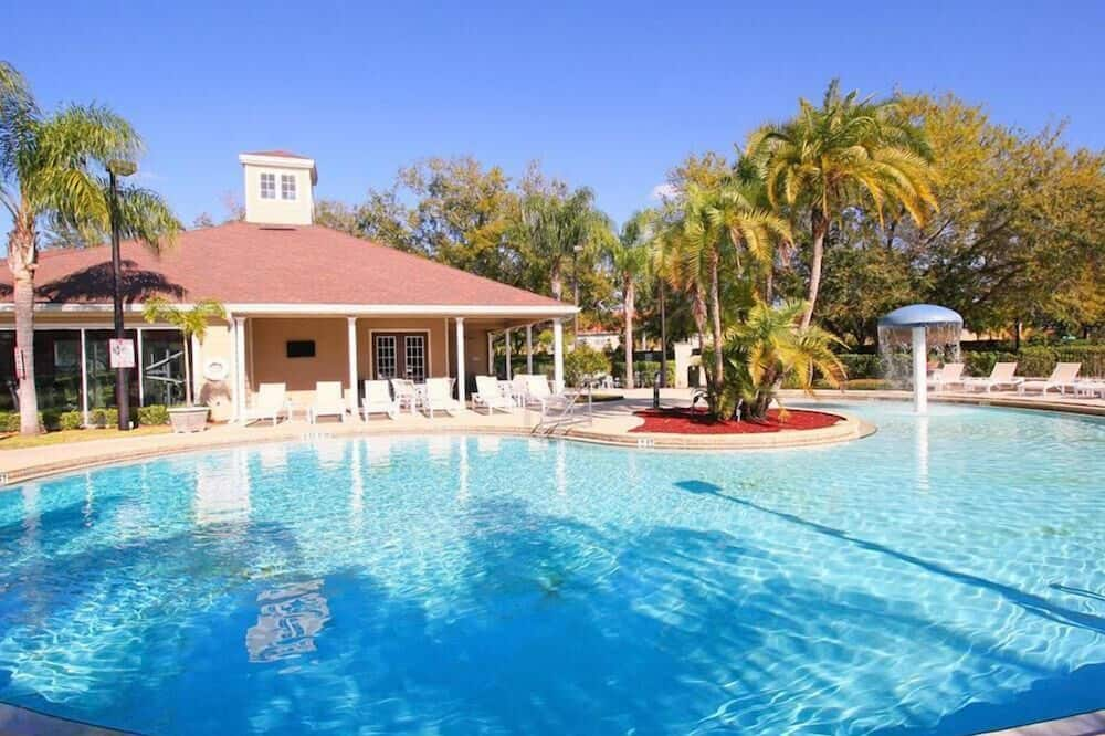 House (Villa Cinderella - Lucaya Village) - Kolam Terbuka