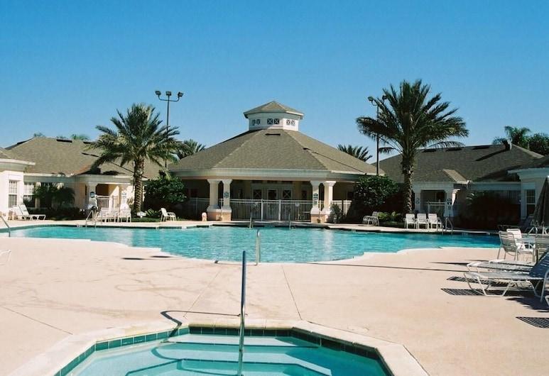 Villa Encantada - Windsor Palms, Kissimmee, Ev, Havuz