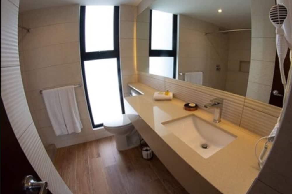 特級客房, 1 張小型雙人床, 非吸煙房 - 浴室