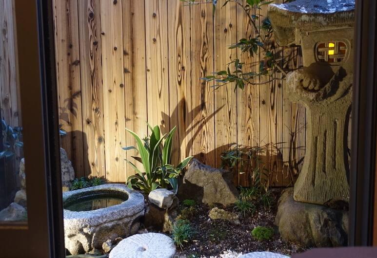 ゲストハウスみゅう, 京都市, 和室 『さくら』 ガーデンビュー, 客室