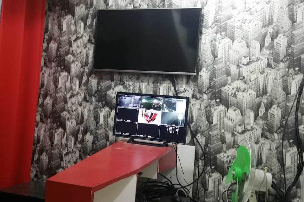 Luxury-studiosviitti - Olohuone