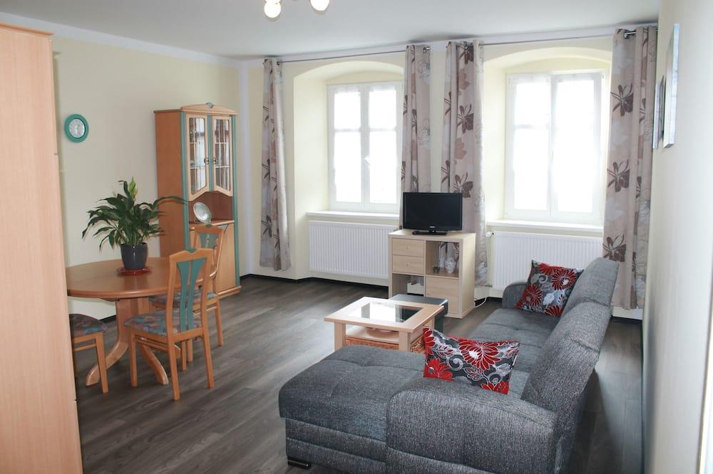 Апартаменты «Классик» - Гостиная