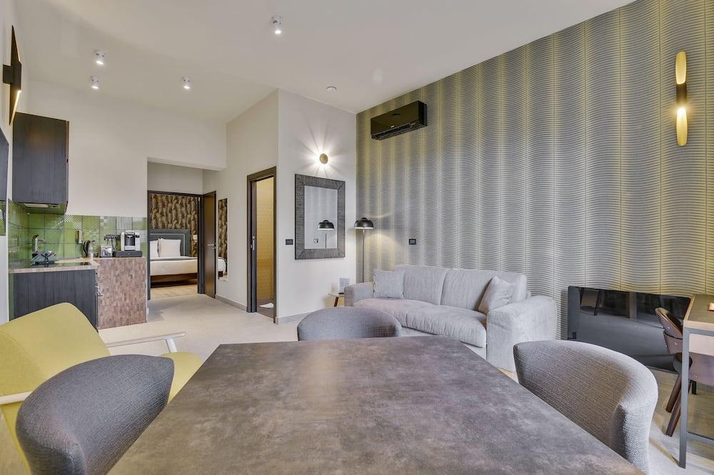 Appartement 2 - MAYURA - Area soggiorno