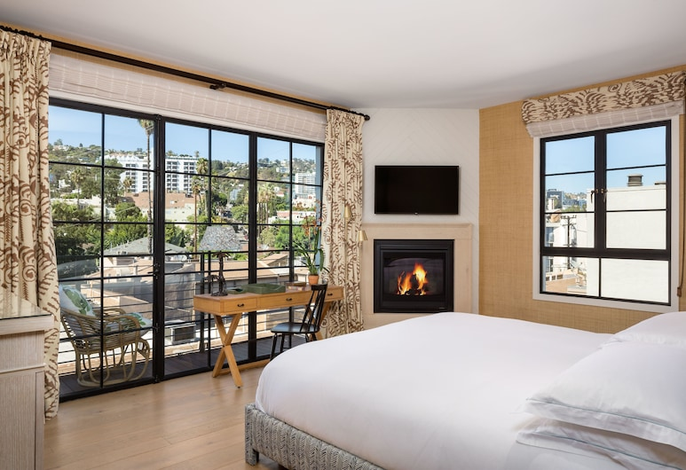Hotel 850 SVB West Hollywood at Beverly Hills, West Hollywood, Grand Room, 1 King Bed, Guest Room