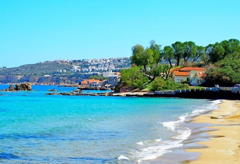 Ranias Apt., Chania, Beach