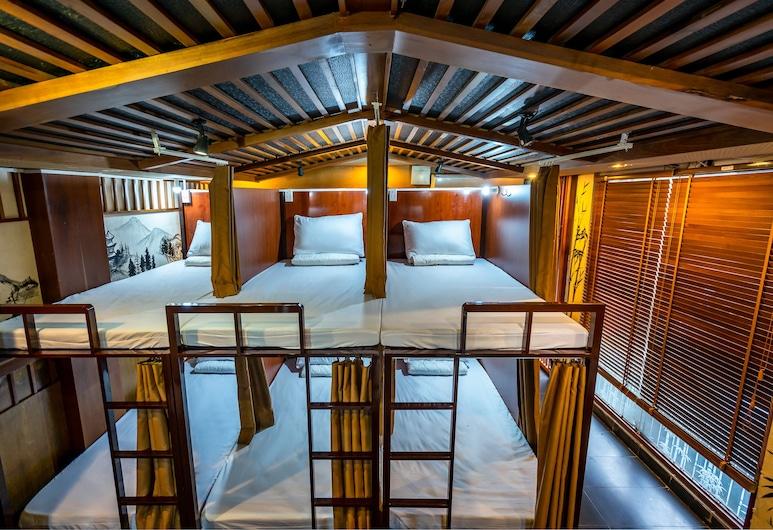 Saigon Capsule Hostel - Adults Only, Ho Chi Minh City, City Shared Dormitory, Mixed Dorm, Non Smoking, Ground Floor, Guest Room