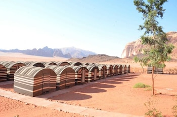 Bild vom Wadi Rum Classic Camp im Wadi Rum