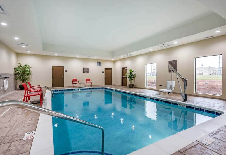 Comfort Suites, Bowling Green, Pool